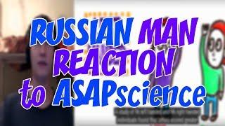 RUSSIAN MAN REACTION TO