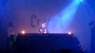 DJ Only Playing @ Crypt - Arlon Luxemburg