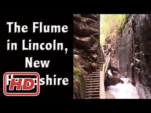 Ultimate Tour of The Flume Gorge - New Hampshire Tourism - Lincoln, NH