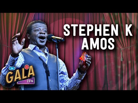Stephen K Amos - 2016 Melbourne International Comedy Festival Gala