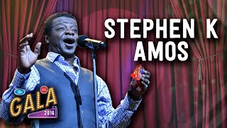 Stephen K Amos - 2016 Melbourne International Comedy Festival Gala