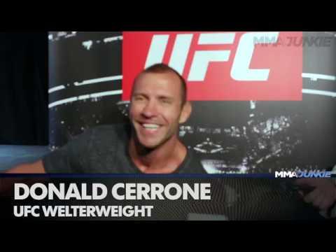 Full media scrum: Donald Cerrone ahead of UFC on FOX 23