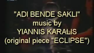 Yannis Karalis Elclipse - converted into Adi Bende Sakli  by Sezen Aksu - live in Herodeon