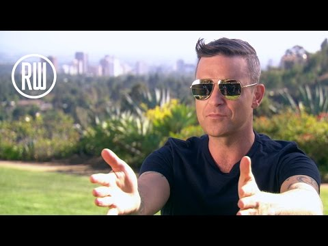 Robbie Williams | Party Like A Russian commentary