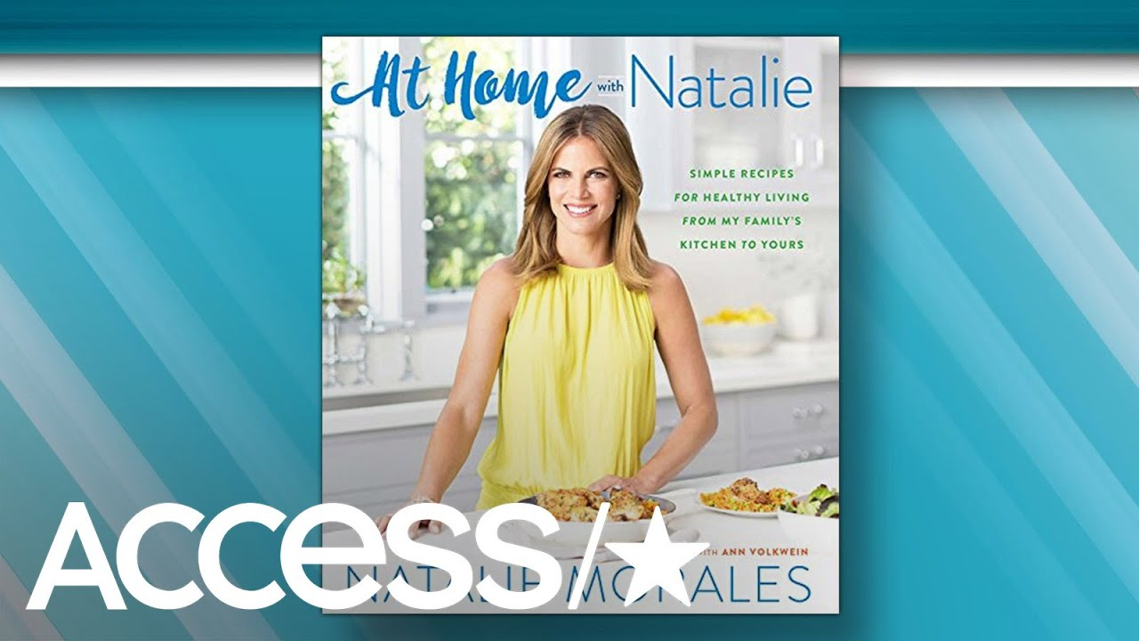 Natalie Morales Demos Recipes From Her New Cookbook \'At Home With ...