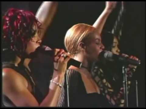 Destiny's Child- Proud Mary