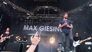 Max Giesinger - Vielleicht im nächsten Leben - 20/08/2017 @ H2U Openair Uster