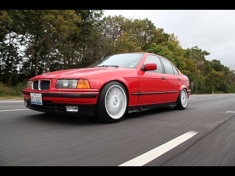 Roger's E36 Project Daily!
