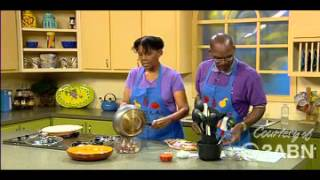 3abn: How To Make Red Bean & Rice Burritos Videos
