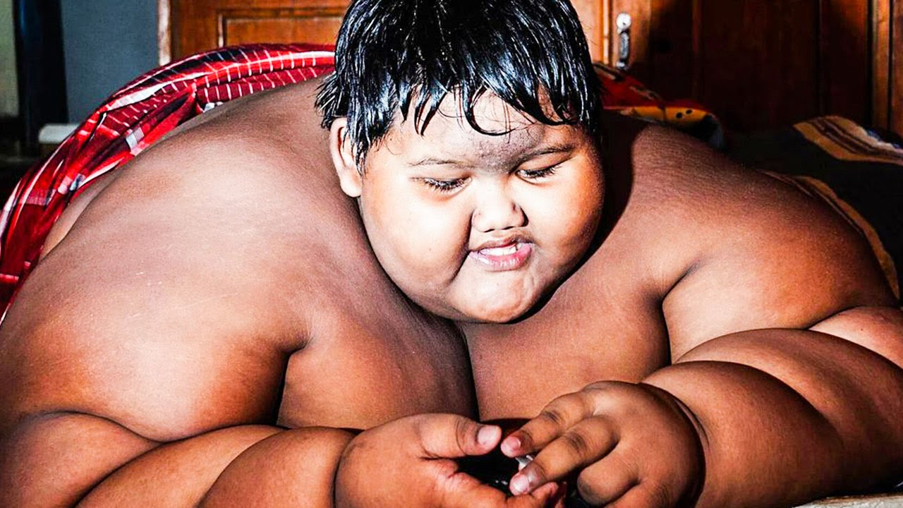Cамый толстый ребёнок на планете рекомендации