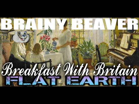 Breakfast With Britain | Flat Earth Debunk Hangout thumbnail