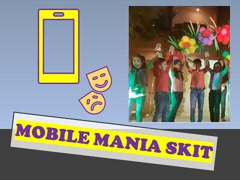 Mobile Mania Skit