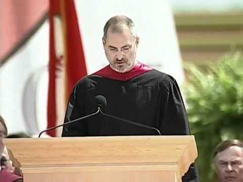 [HD] Steve Jobs - 2005 Stanford Commencement Speech.mp4