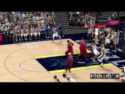 NBA 2K16 Online- Ultimate Crossovers & Posters !! HD Memphis Grizzlies