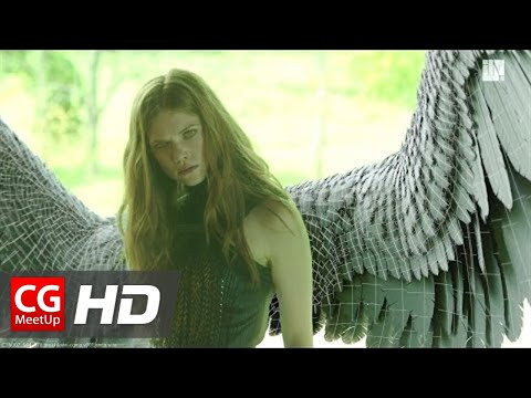 """CGI VFX Breakdown HD """"Constantine - Blessed are The Damned"""" by ILP 