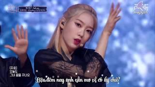[VIETSUB] Destiny - Oh My Girl @ QUEENDOM