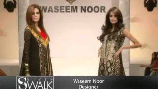Waseem Noor Fashion Show Part 1 - Pakistan Fashion Show