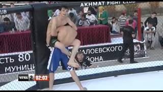 WFCA «Грозная битва 10» Рахман Даудов VS Алан Габаров