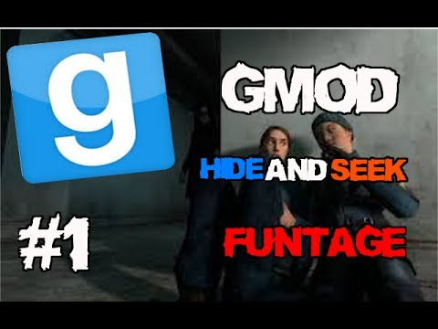 Garrys mod Hide and seek Funtage #1