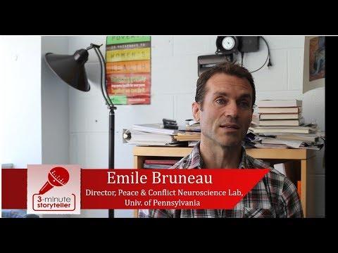 Emile Bruneau, Director, Peace and Conflict Neuroscience Lab, University of Pennsylvania