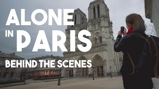 Alone in Paris - Behind the scenes and Deleted Scenes