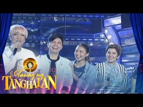 Tawag Ng Tanghalan: Vice pokes fun at Nadine Lustre