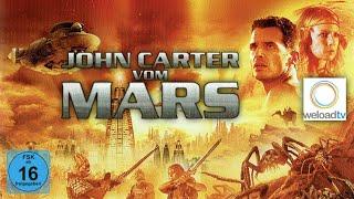 John Carter vom Mars (Sci-Fi | deutsch)