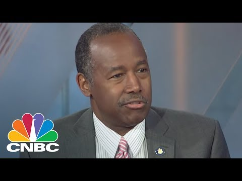 HUD Secretary Ben Carson On The State Of Housing And Health Care | CNBC