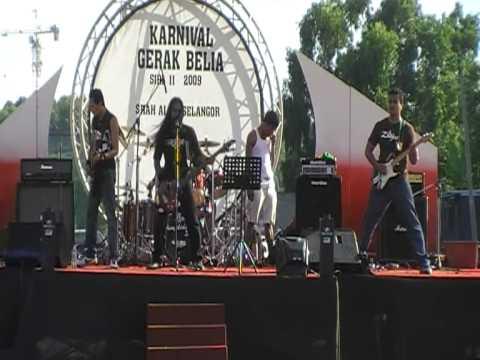 Cropox - Farewell (live in Shah Alam 2009)