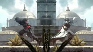 Assassins Creed ,Earth, Venice Rooftops, and Ezio's Family music video.