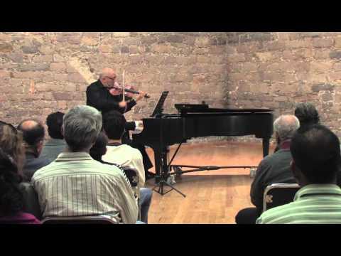 Román Revueltas y Alain del Real, FML2012, segundo concierto.