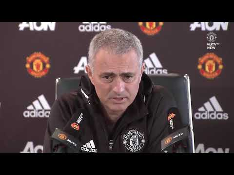 'WE WILL BUY IN SUMMER Jose Mourinho's Pre Match Press Conference Manchester United vs Wat