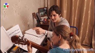 Урок гитары с Ириной Александровой