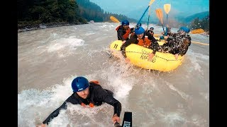 Surviving the Glacier Waters