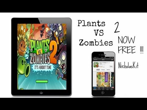 plants-vs-zombies-2-now-free-in-appstore---ios-gameplay-review