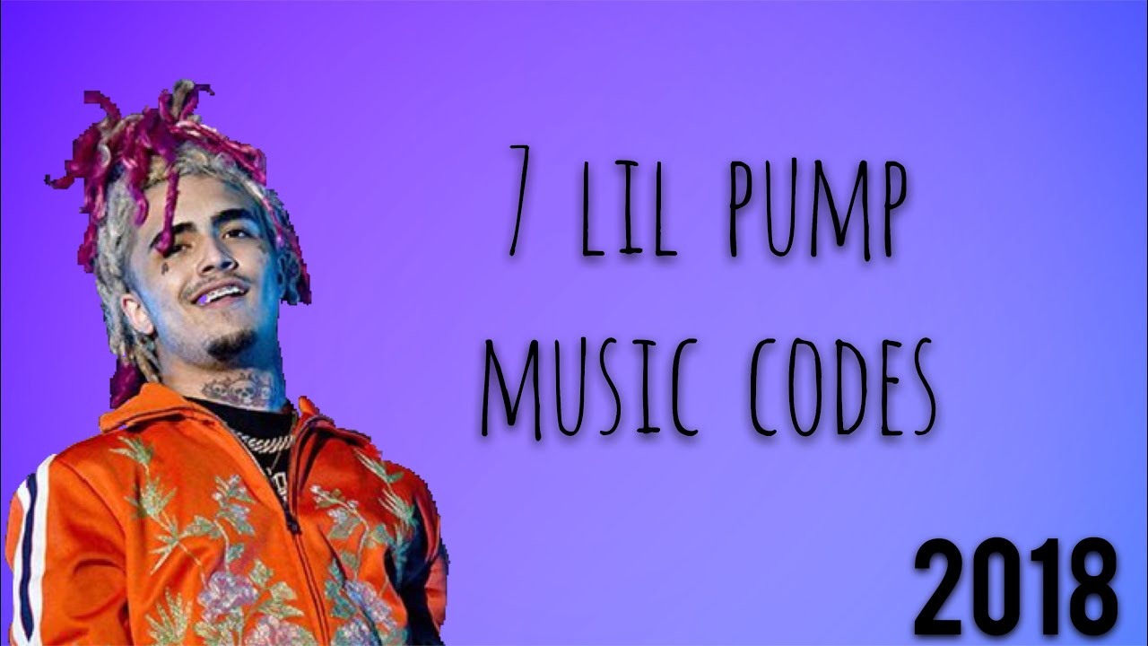 Lit Lil Pump Roblox Music Codes 2018 Youtube
