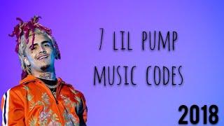 Lit lil pump ROBLOX music codes (2018)
