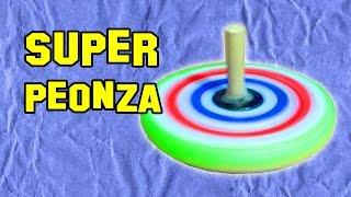Como Hacer Una Peonza | How To Make a Peg-Top