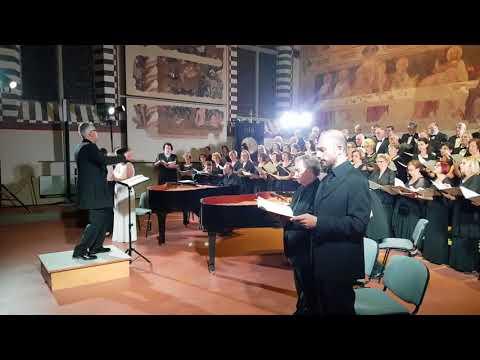 Coro Harmonia Cantata, Rossini, Petite Messe Solennelle, Trailer