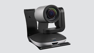Logitech PTZ Pro 2 Video Conference camera unboxing