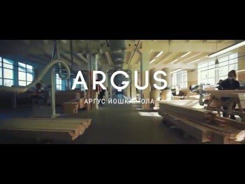 Межкомнатные двери «Аргус» из массива отборной древесины сосны.  Фильм о производстве.