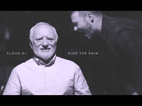 Cloud 9 Hide The Pain Official Music Video Youtube
