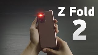 Samsung Z Fold 2 - САМЫЙ КРУТОЙ ГИБКИЙ СМАРТФОН