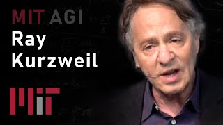 MIT AGI: Future of Intelligence (Ray Kurzweil)