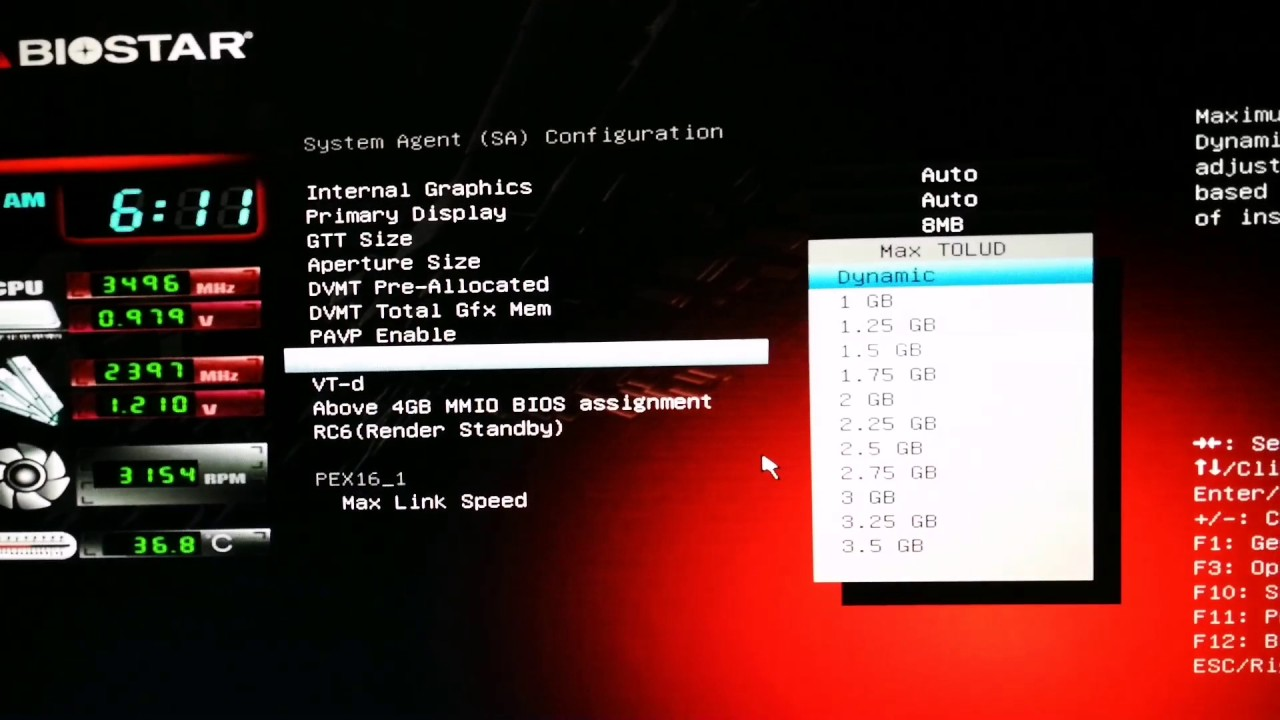 how to update bios in biostar motherboard