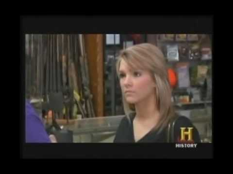 Little girl (Taylor Foster Adkins) thinks she played Cajun Pawn Stars...