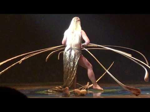 """Cirque Du Soleil - Amaluna """"Manipulación"""""""