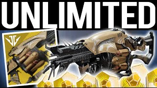 HOW TO GET UNLIMITED ANARCHY EXOTIC FASTEST WAY - Destiny 2
