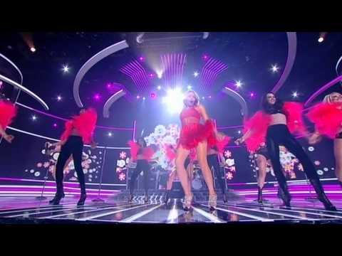 Kylie Minogue performs Better Than Today - The X Factor Live results 5 (Full Version)