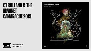 CJ Bolland & The Advent — Camargue 2019 (Adam Beyer & Layton Giordani Remix) — Drumcode — DC210